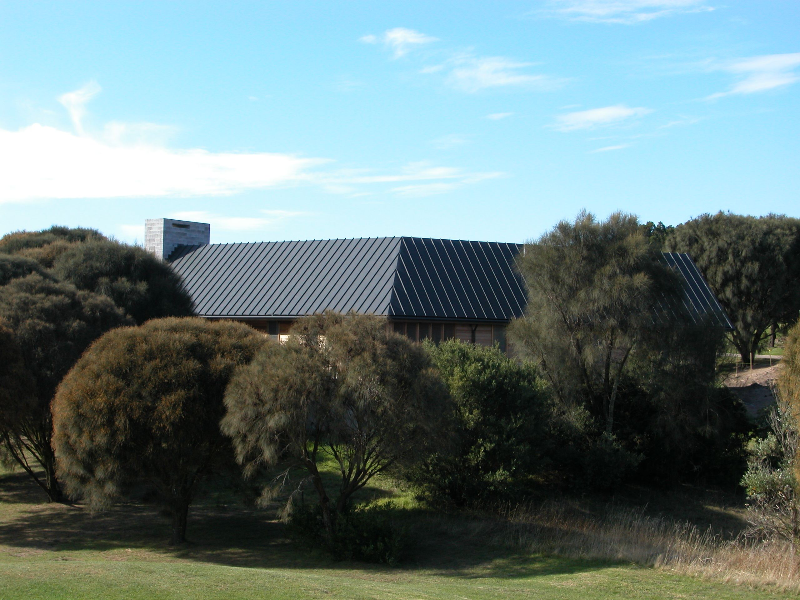 Aluminum Roof Cladding, VIC