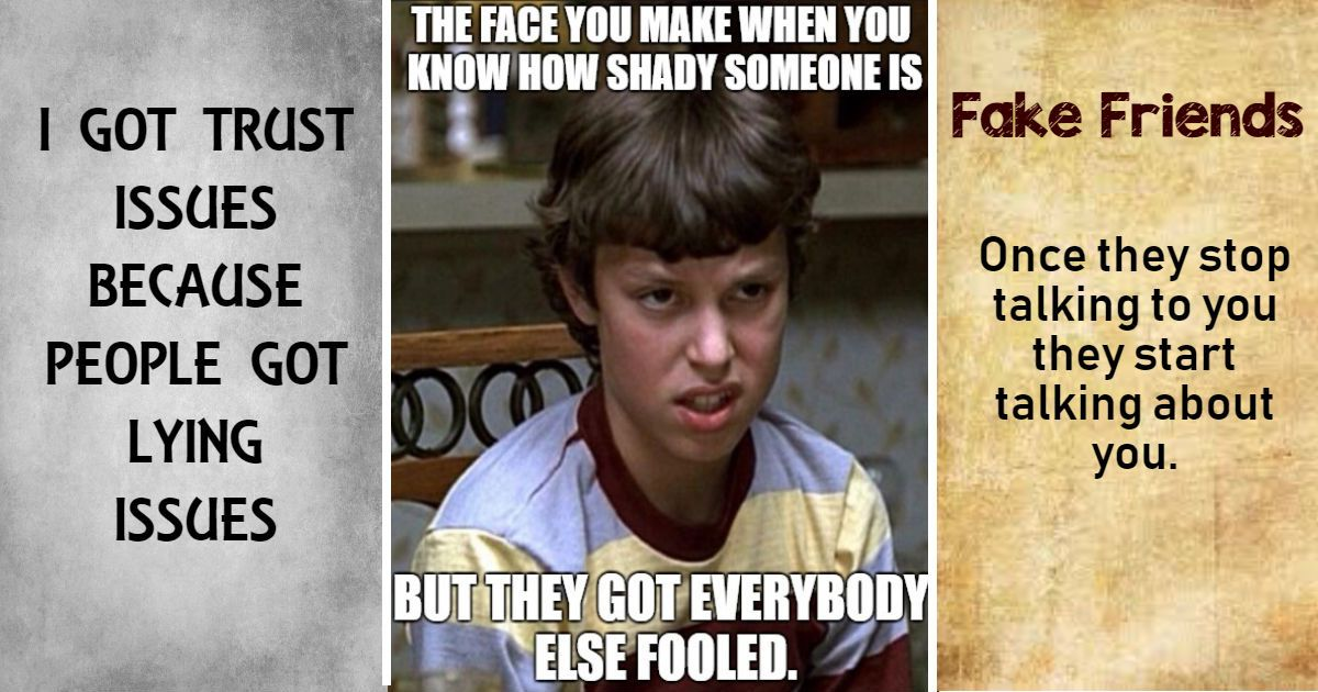 Funny Memes About Two Faced People Two Faced People Memes Funny Memes