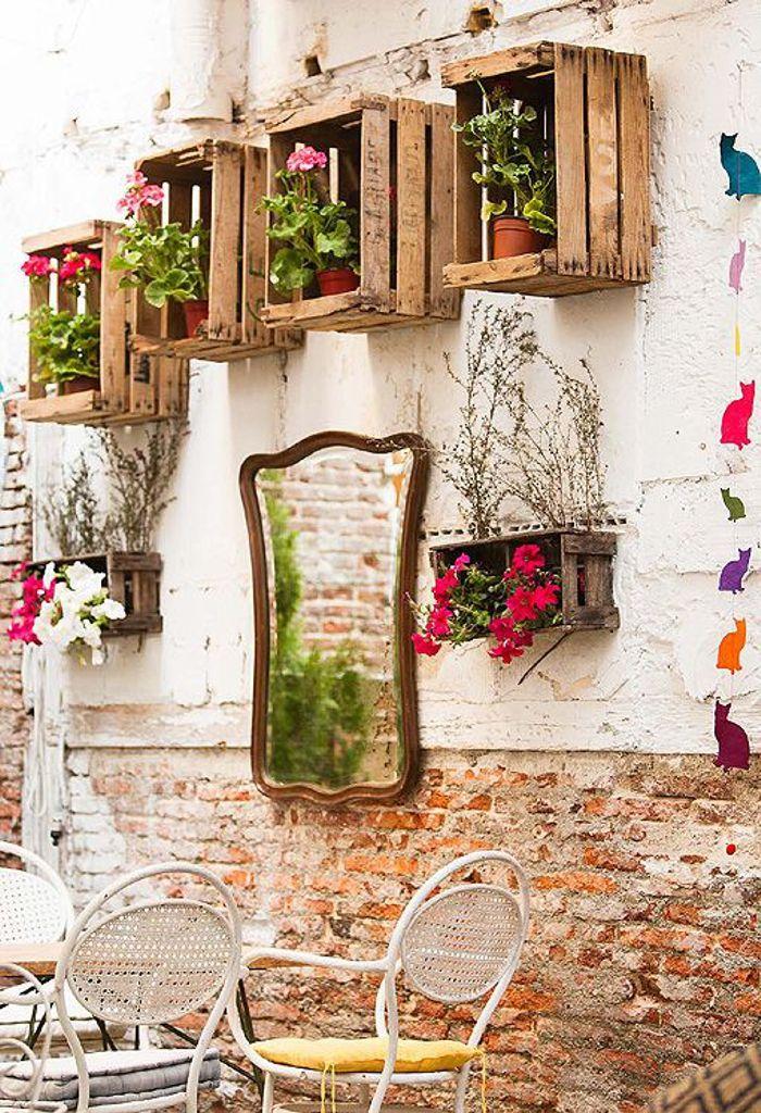 Decorar Tu Terraza Patio O Jardín Con Soluciones Lowcost