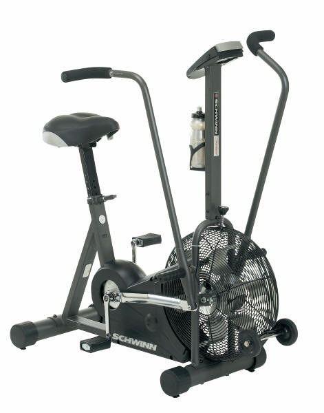 Schwinn Airdyne Evolution Biking Workout Schwinn Exercise Bikes