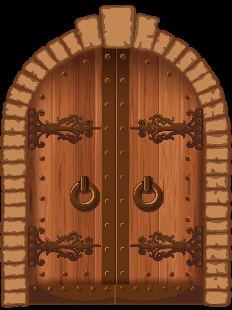 сказочные дверные замки картинки