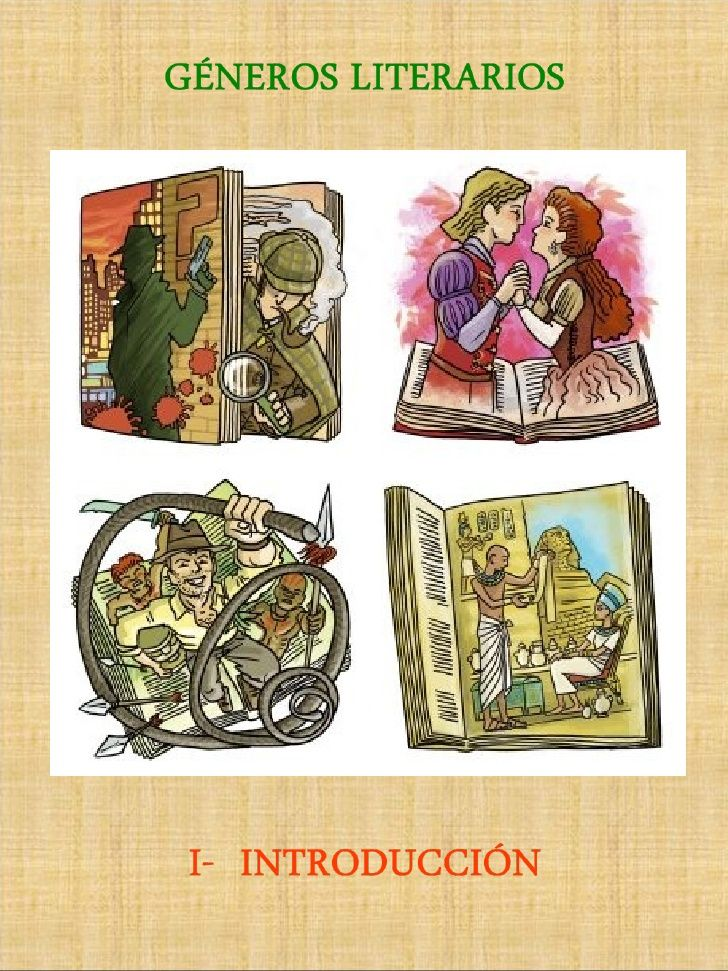 Cuadro Generos Literarios Con Dibujo Yahoo Image Search Results Generos Literarios Literario Arte Y Literatura