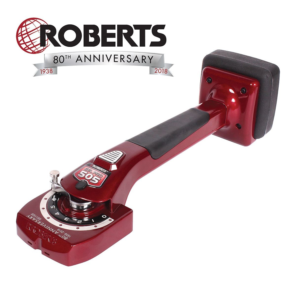 Roberts 10 505le Limited Edition Gel Pro Knee Kicker Installation Carpet Installation Carpet Repair