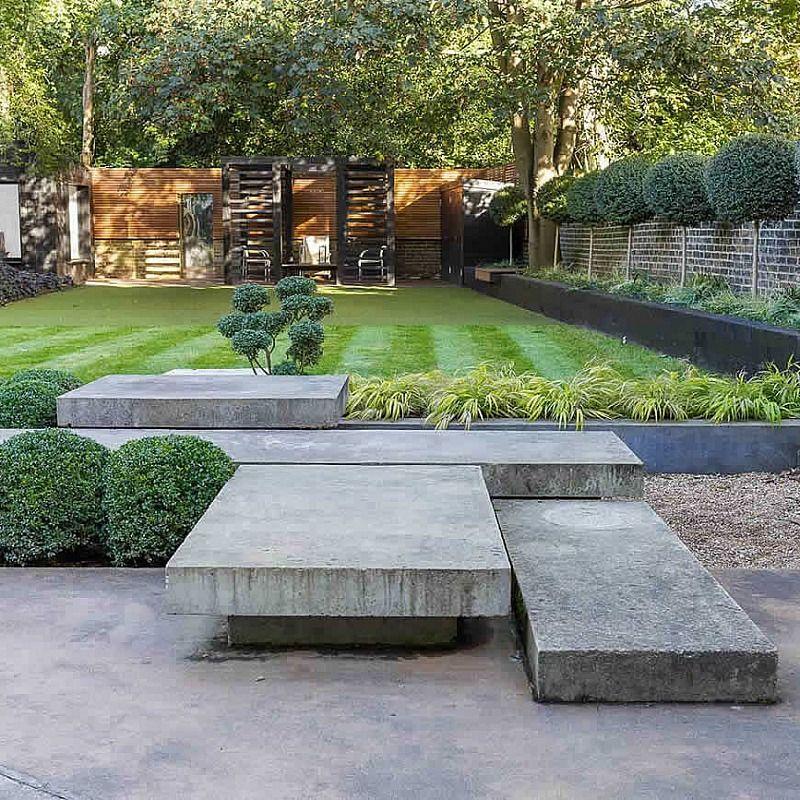 Modern And Attractive Family Garden Design Learn More On Www Gardenbuilders Co Uk Family Garden Back Garden Design Garden Planning