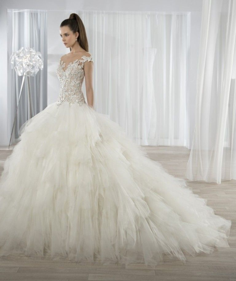 J Aton Couture 9 000 Size: 54 Most Breathtaking Wedding Dresses In 2019