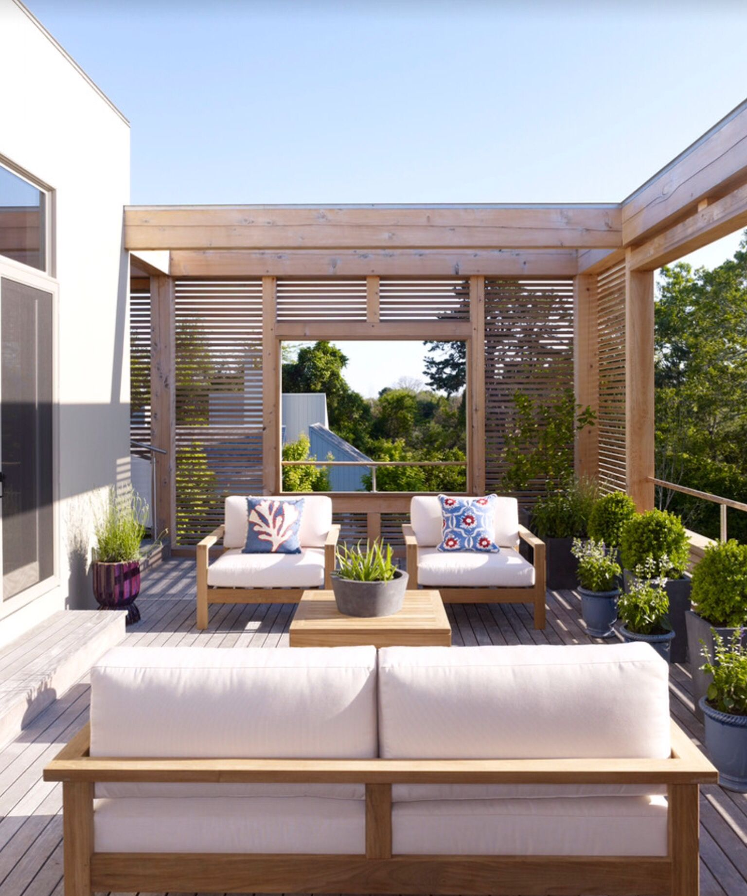 By Austin Patterson Disston Design From Houzz Terrace Design Patio Design Outdoor Rooms