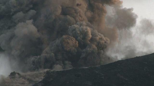Anak Krakatau 2009
