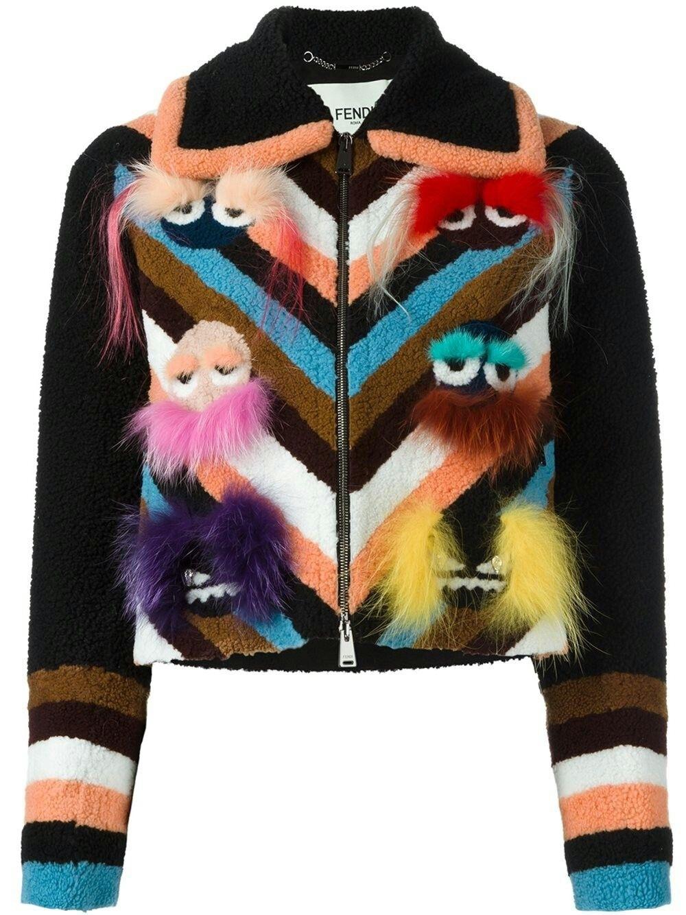 Pin by Le Caniche Noir on jackets   Pinterest   Jackets, Fendi bags ... 67d550f082c