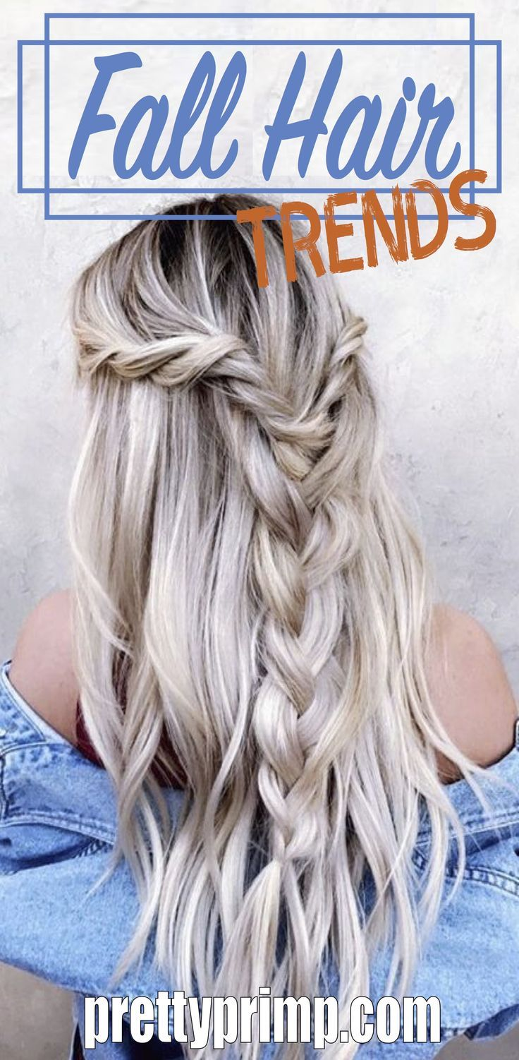 Fall hair trends from cuts to color to styling hair trends