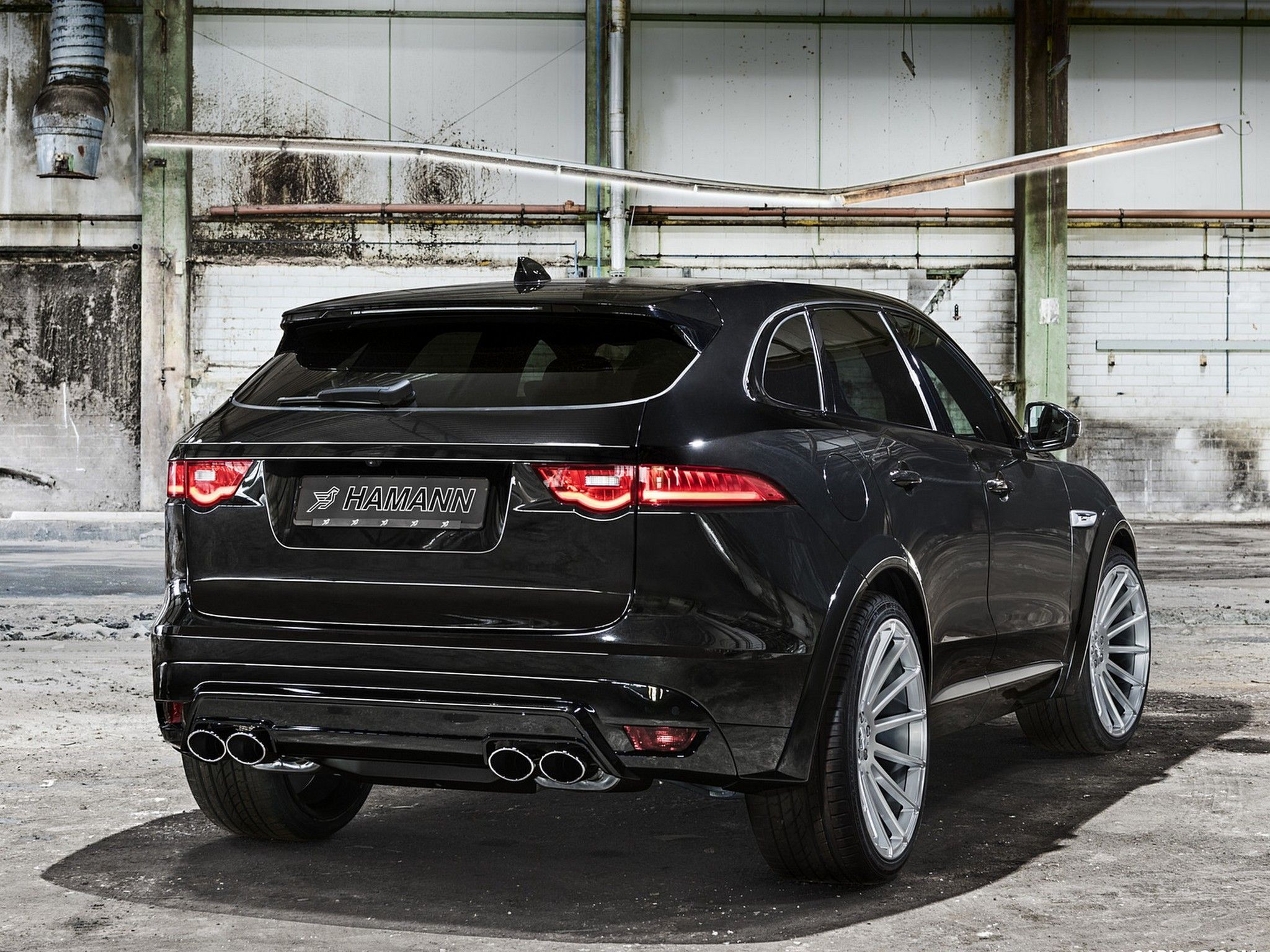 2017 hamann jaguar f pace le jaguar f pace 30d voit ainsi sa puissance passer de 300 340. Black Bedroom Furniture Sets. Home Design Ideas