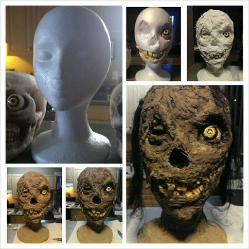 Prop showcase making zombie props halloweeny pinterest prop showcase making zombie props solutioingenieria Images