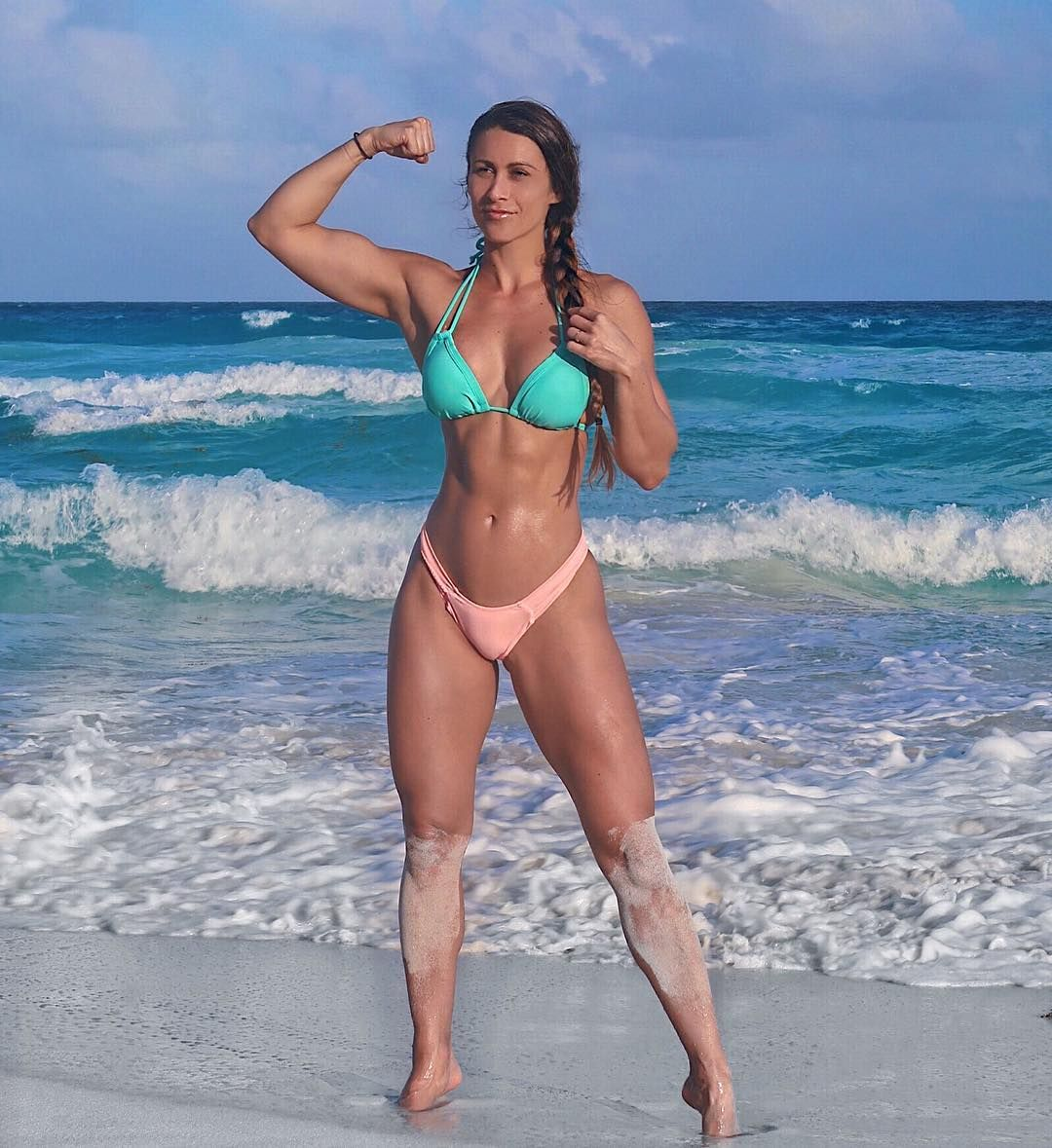 Anais Zanotti anais zanotti | fitness models, muscle girls, fit women