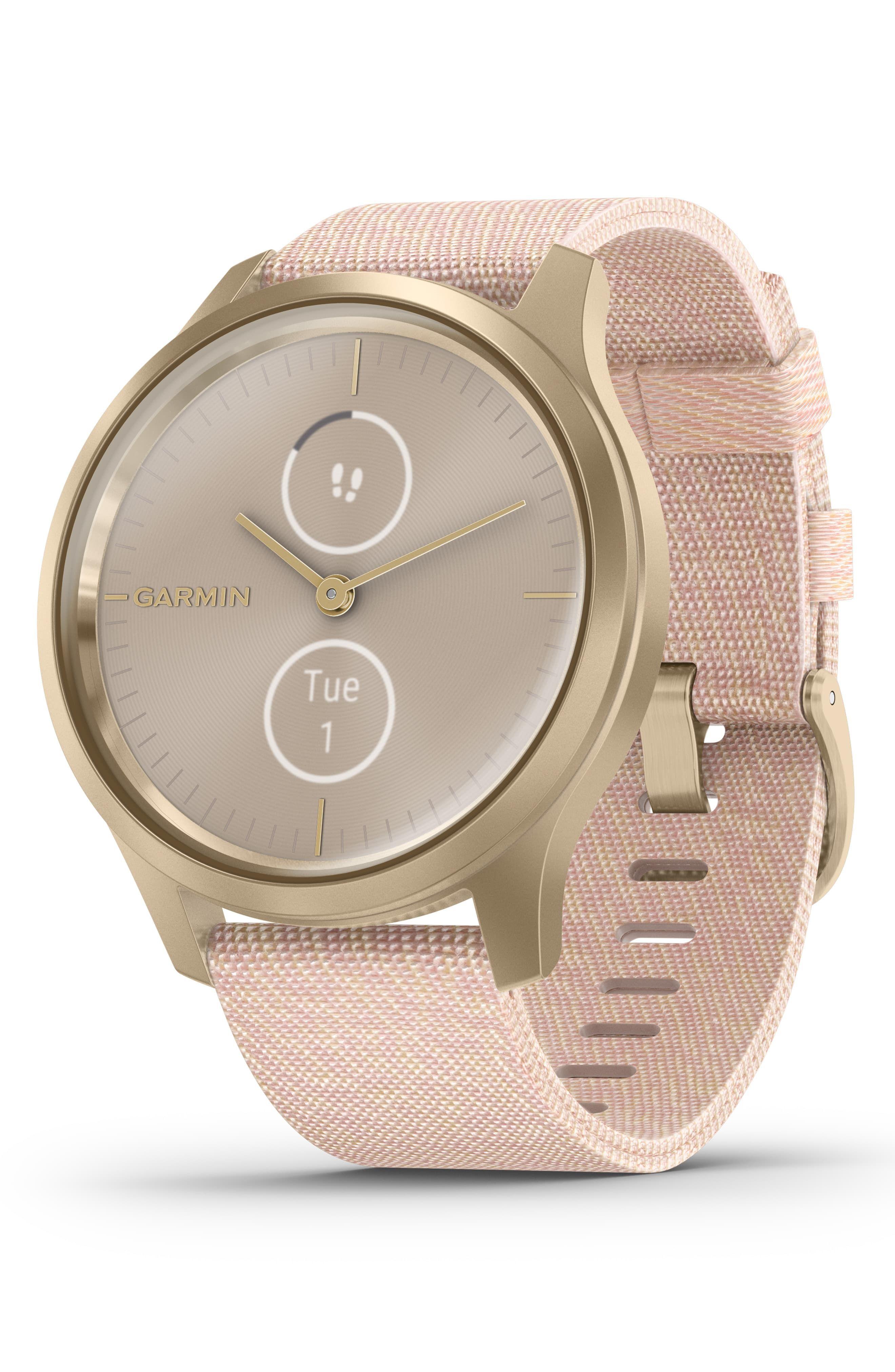 Garmin vívomove® Style Hybrid Smartwatch, 42mm available