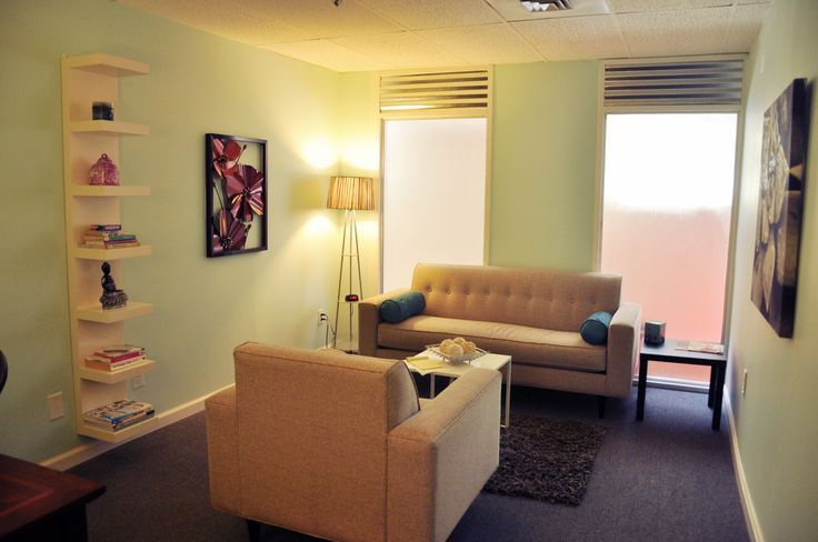 Inviting Set Up For Therapy Clients
