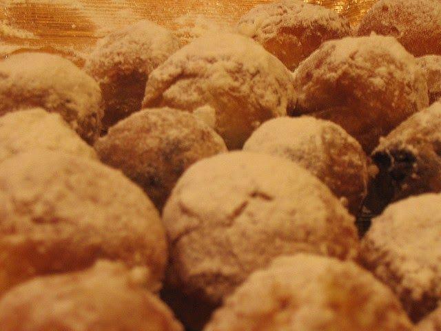 Street Food, Cuisine du Monde: Recette de beignets de carnaval espagnols, les buñ...