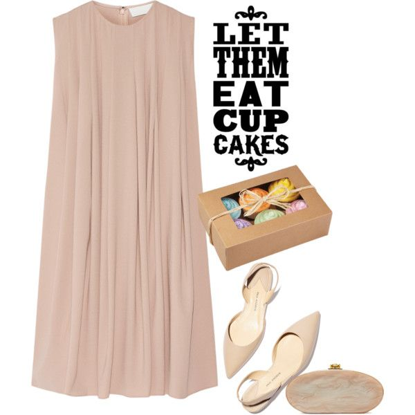 Sweet Holiday by adduncan on Polyvore featuring moda, Edie Parker and Paul Andrew