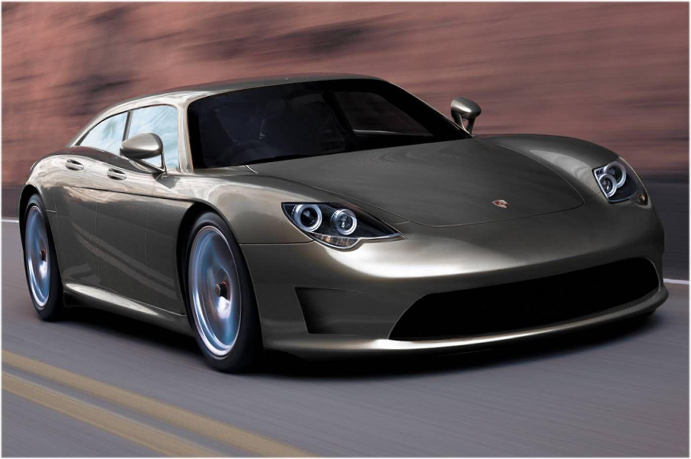 Porsche Panamera Diesel Sport Turismo Front Three