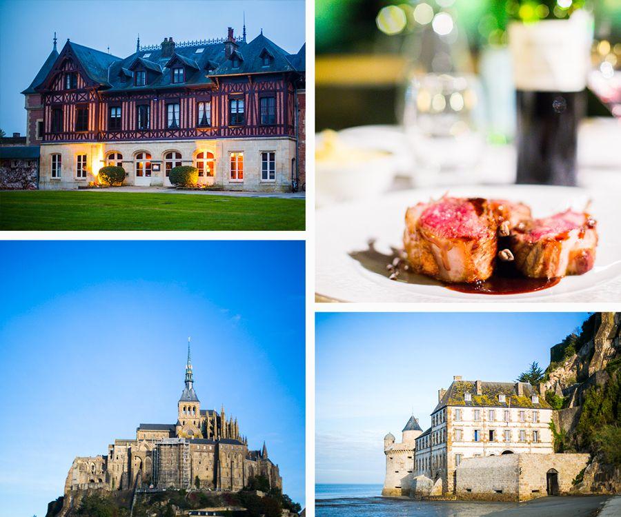Un week end en Normandie