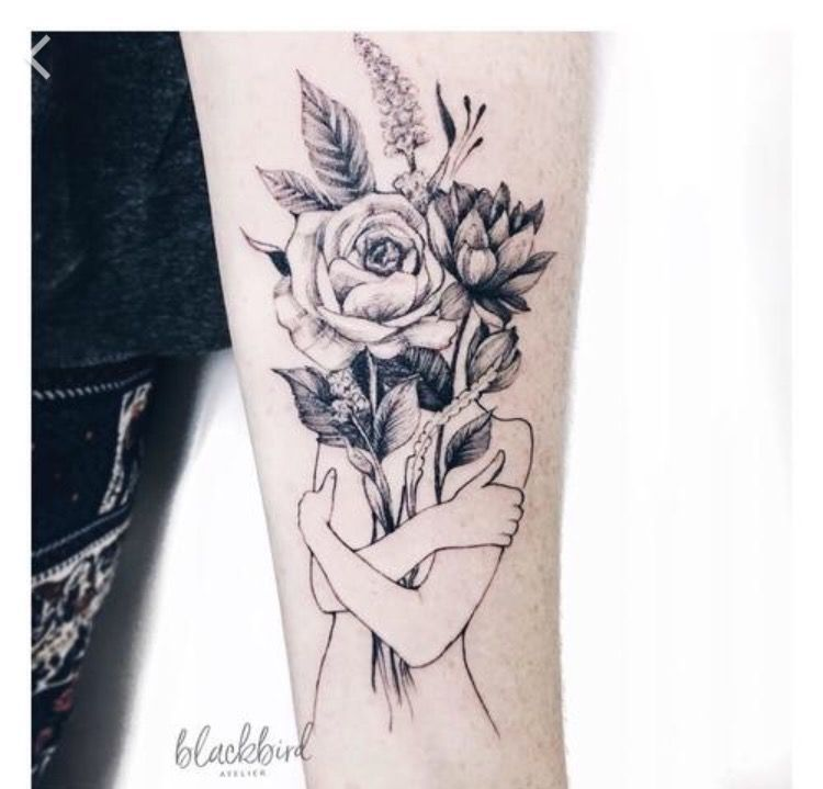 Best Flower And Butterfly Tattoos Ideas On Pinterest Find And
