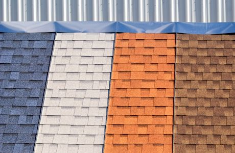 Asphalt Shingle Is The Most Common And Generally Least