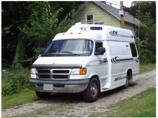 Check Out This 1998 Leisure Travel Freedom Widebody Listing In
