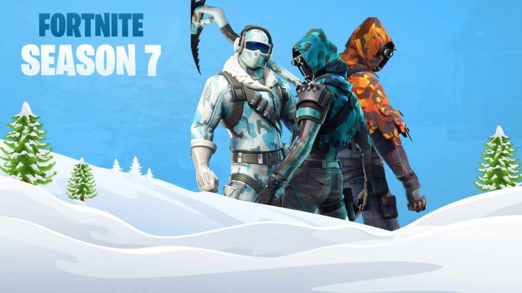 Fortnite Season 7 Santa Comes Early In Fortnite Know More