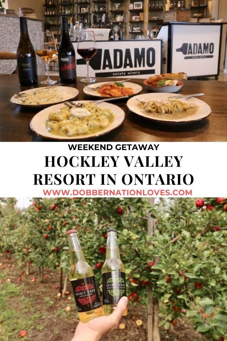Hockley Valley Resort A Luxurious Ontario Spa Getaway in