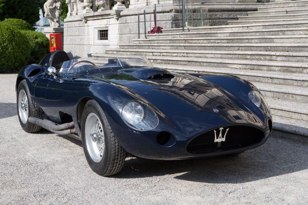 Maserati 450S (Chassis 4502)