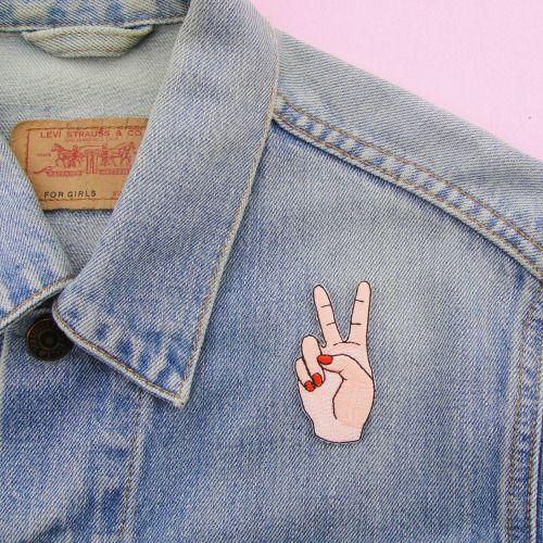 Peace Patch ~ [ $9.74 ]