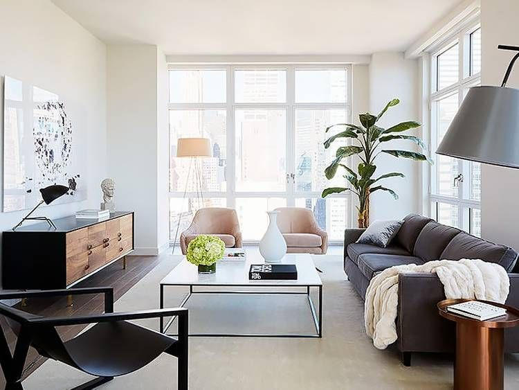 How To Arrange Your Living Room Layout No Matter The Size Tiny