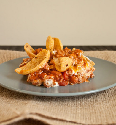 Oven-Baked Frito Pie | Food, Mexican food recipes, Cooking ...