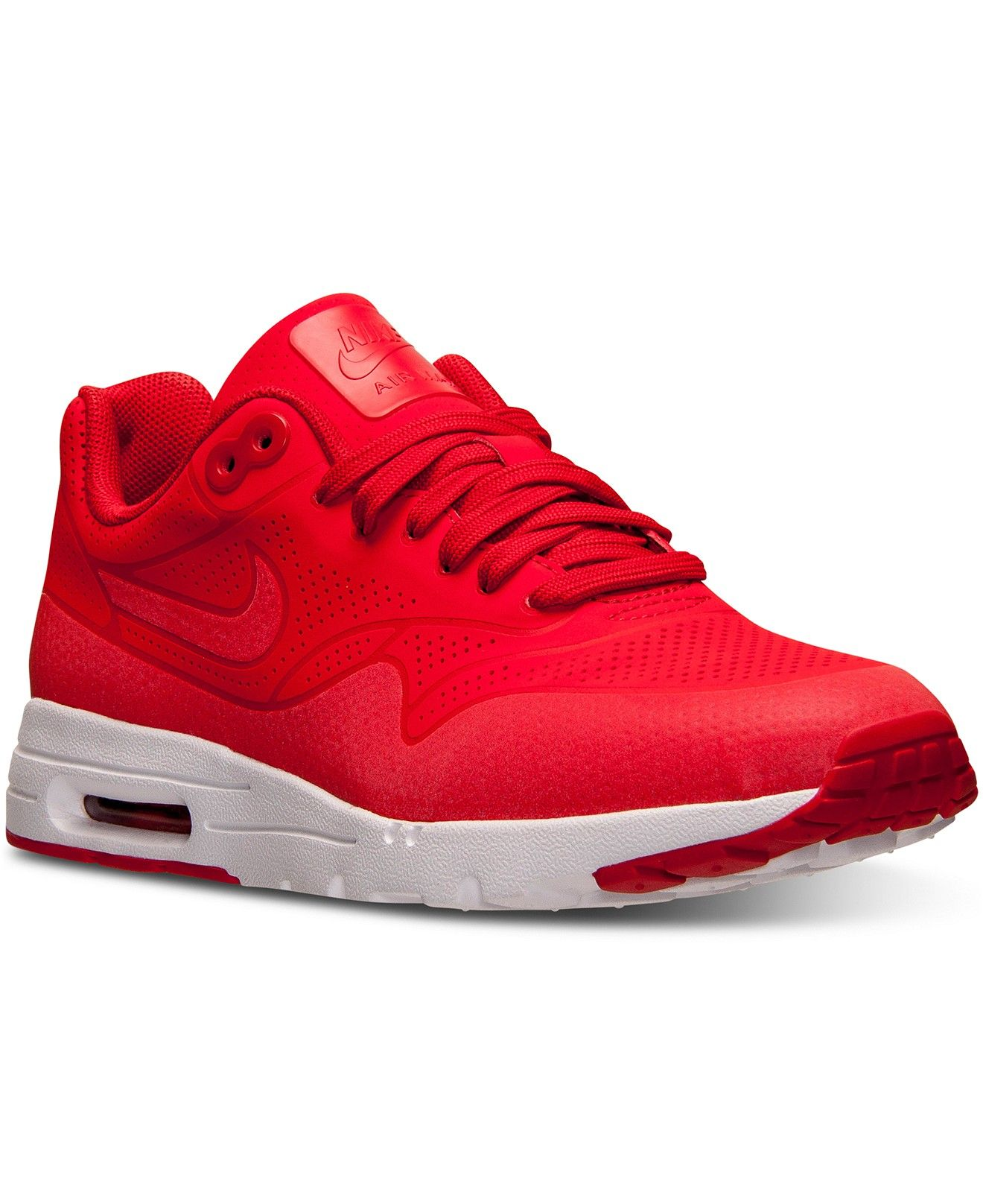 Nike Women's Air Max 1 Ultra Moire Running Sneakers from