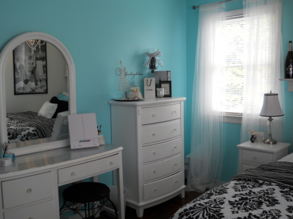 Tiffany Blue Bedroom Just Gorgeous Home Decor Pinterest