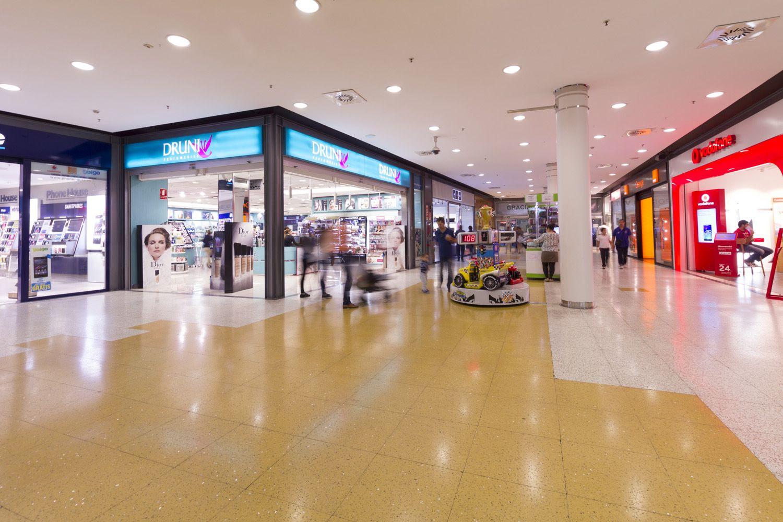 Planta baja del Centro Comercial #wideangle