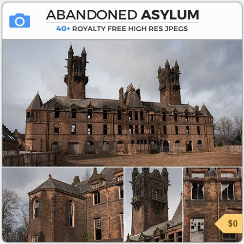 AbandonedAsylumGlasgowUrbex