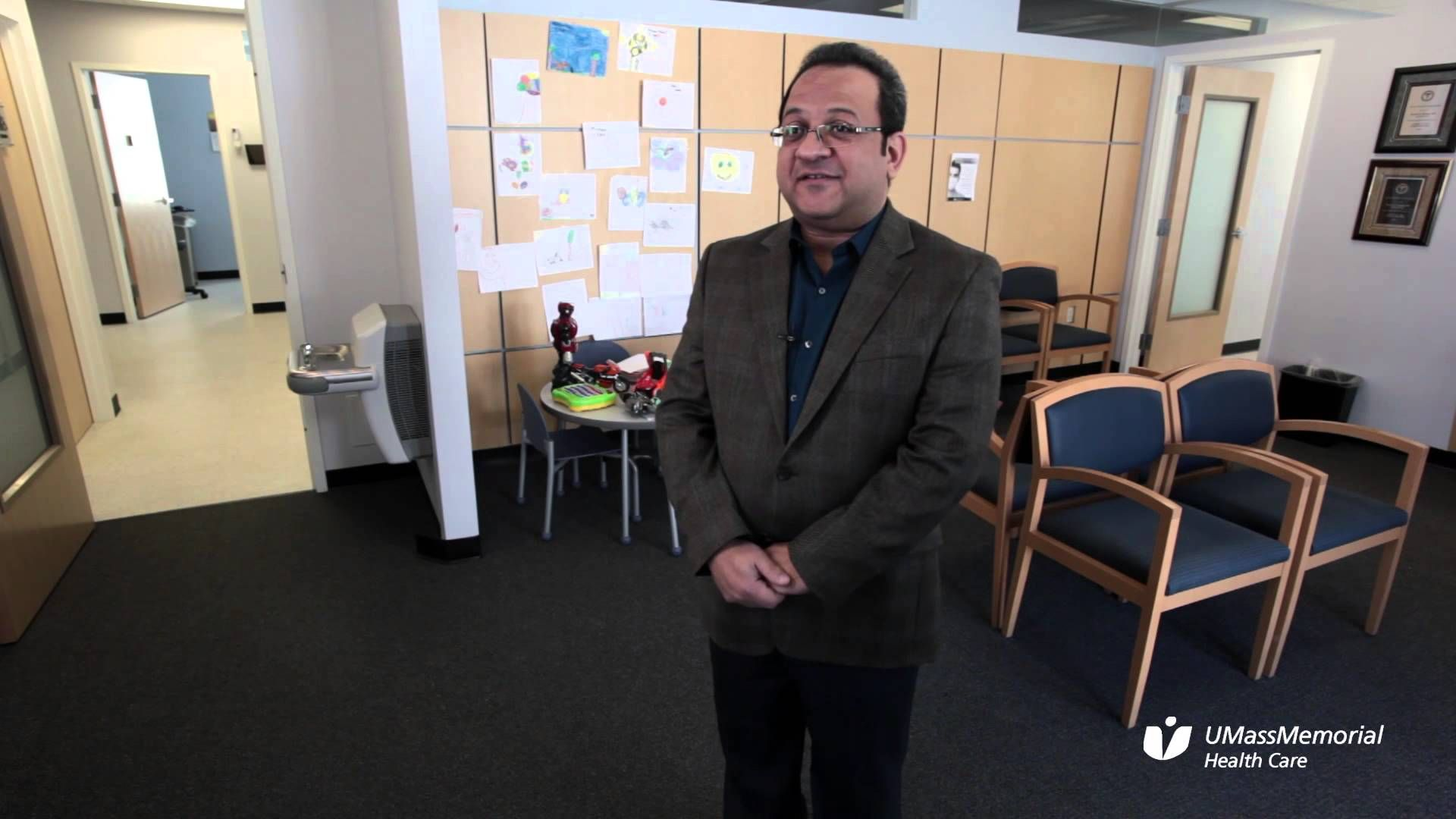 Meet Bassem Hanna, MD UMass Memorial Health Care