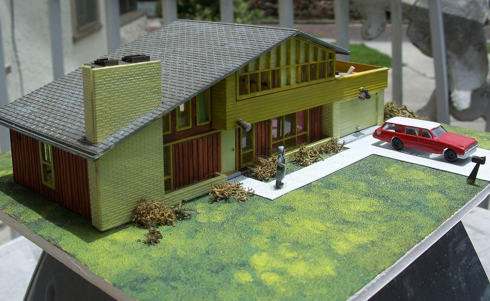 Small Model Houses Model House Kits Model Homes House Styles