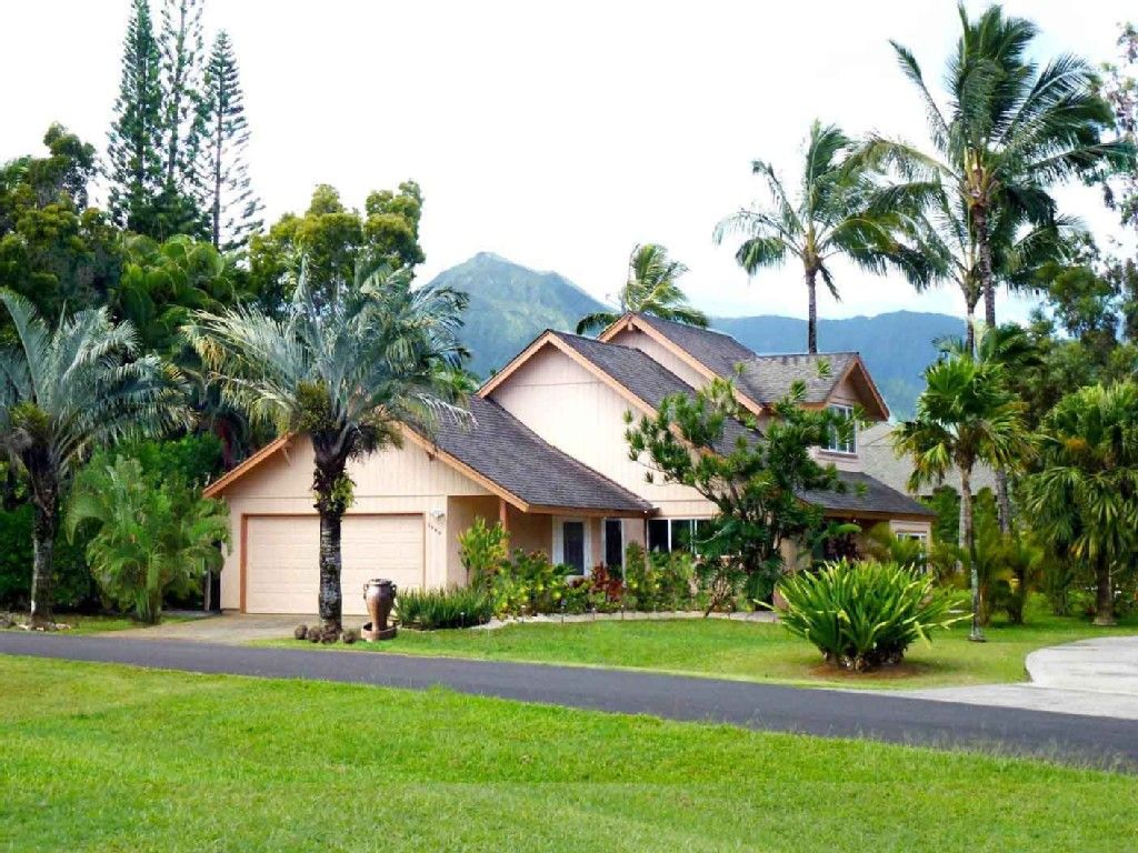 House vacation rental in Princeville from VRBO.com! #vacation #rental #travel #vrbo