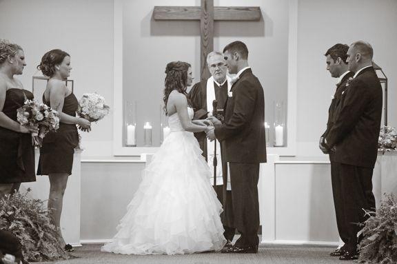 Rustic Romance Wedding at Portofino - Southern Bride & Groom