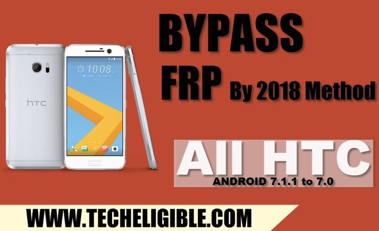 How to Bypass FRP HTC Android 7 By Latest 2018 Method | Bypass