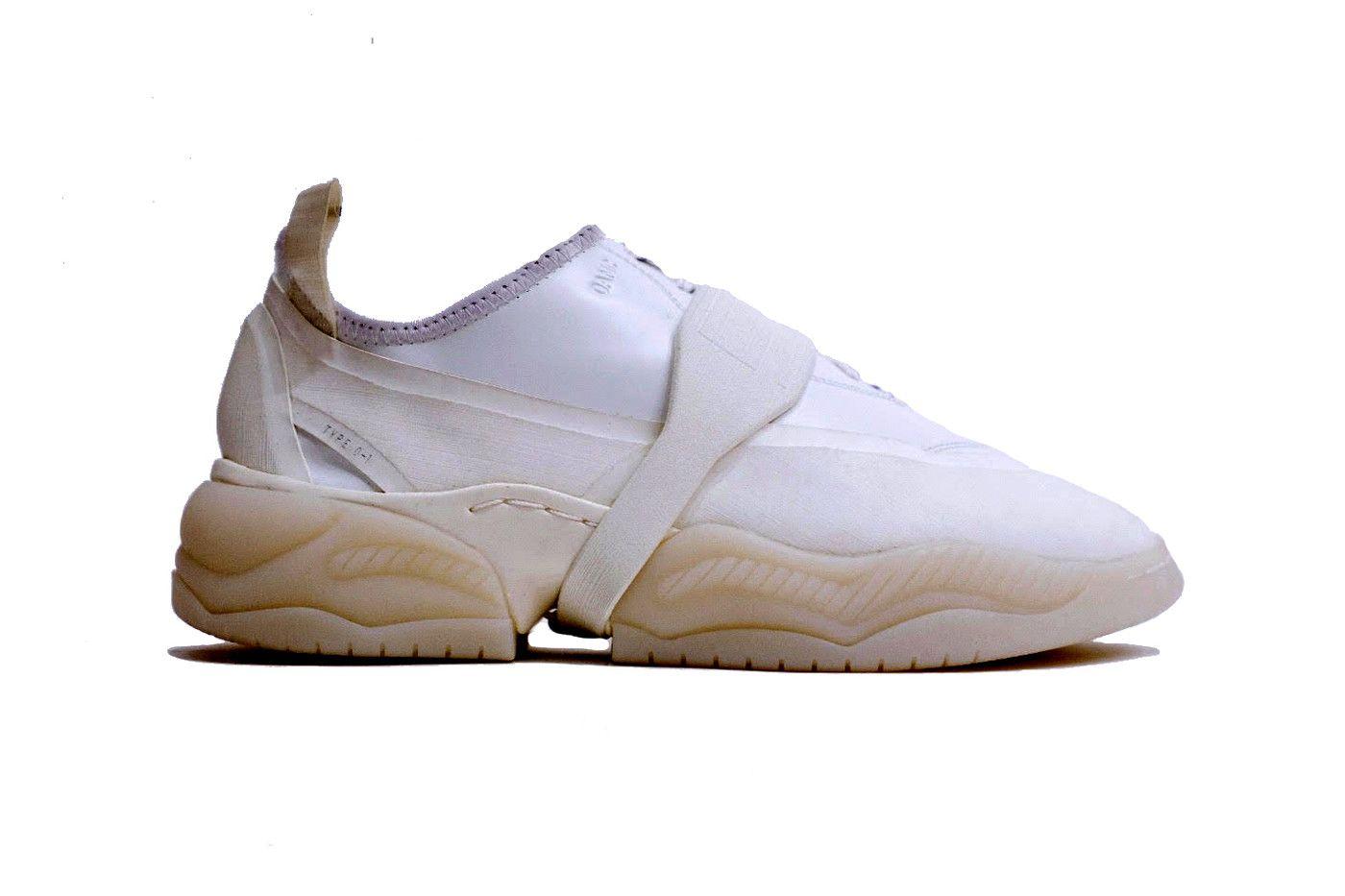 An Exclusive Look at OAMC's FW19 adidas Originals Sneaker