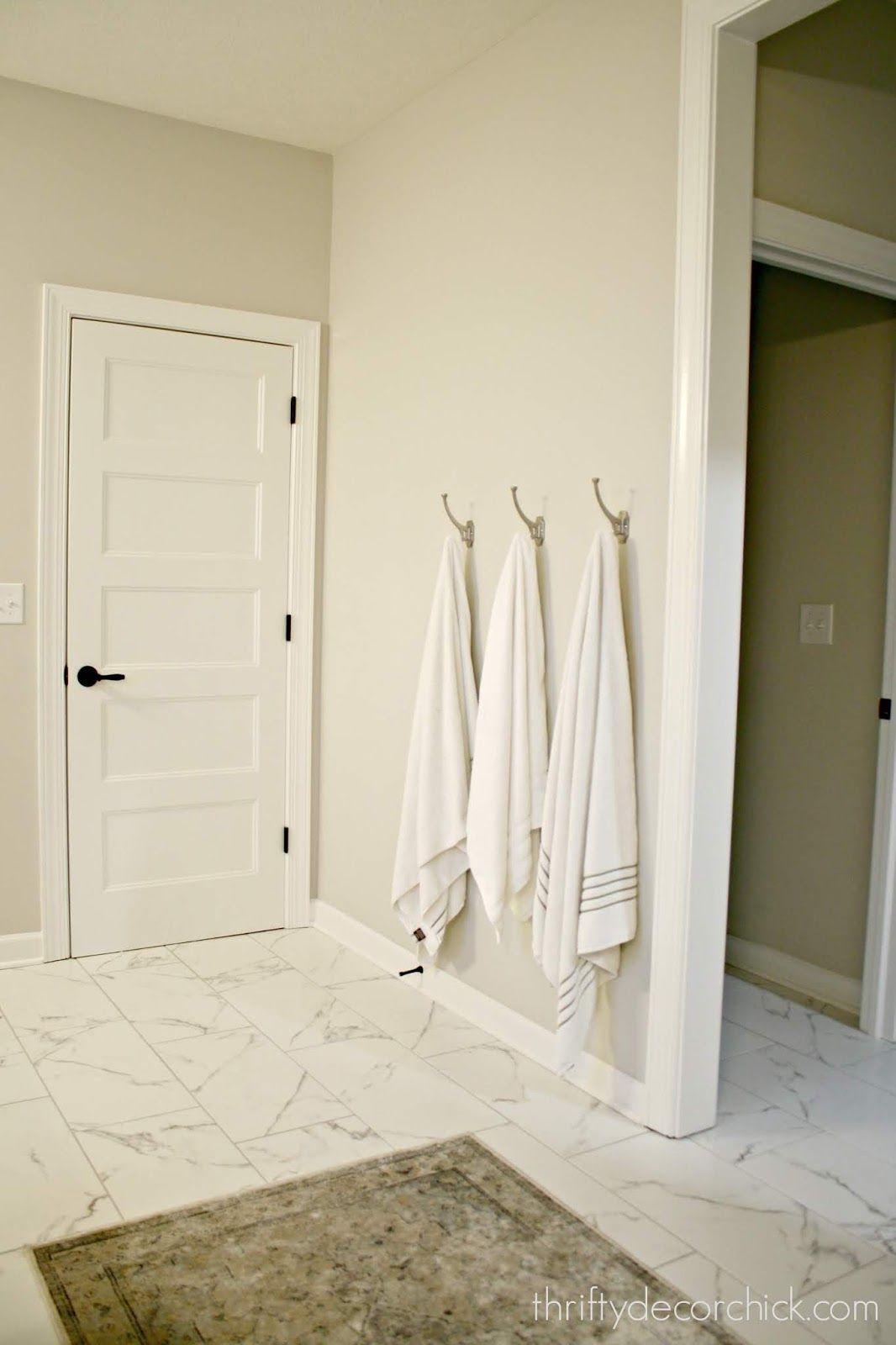 Tour Our New Master Bathroom Master Bathroom Small Bathroom