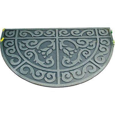 Homebasix Semi-Circle Doormat