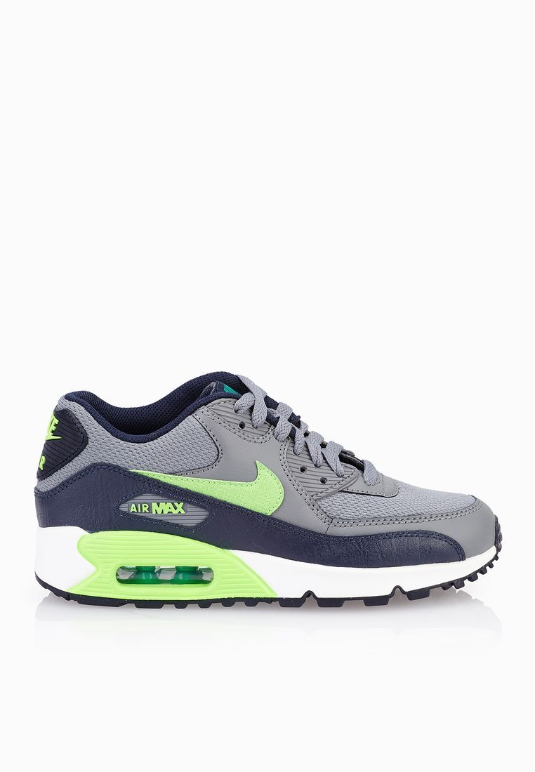 1830517505 ... Shop multicolor Air Max 90 Youth from Nike multicolor at Namshi.com -  Children Shoes ...