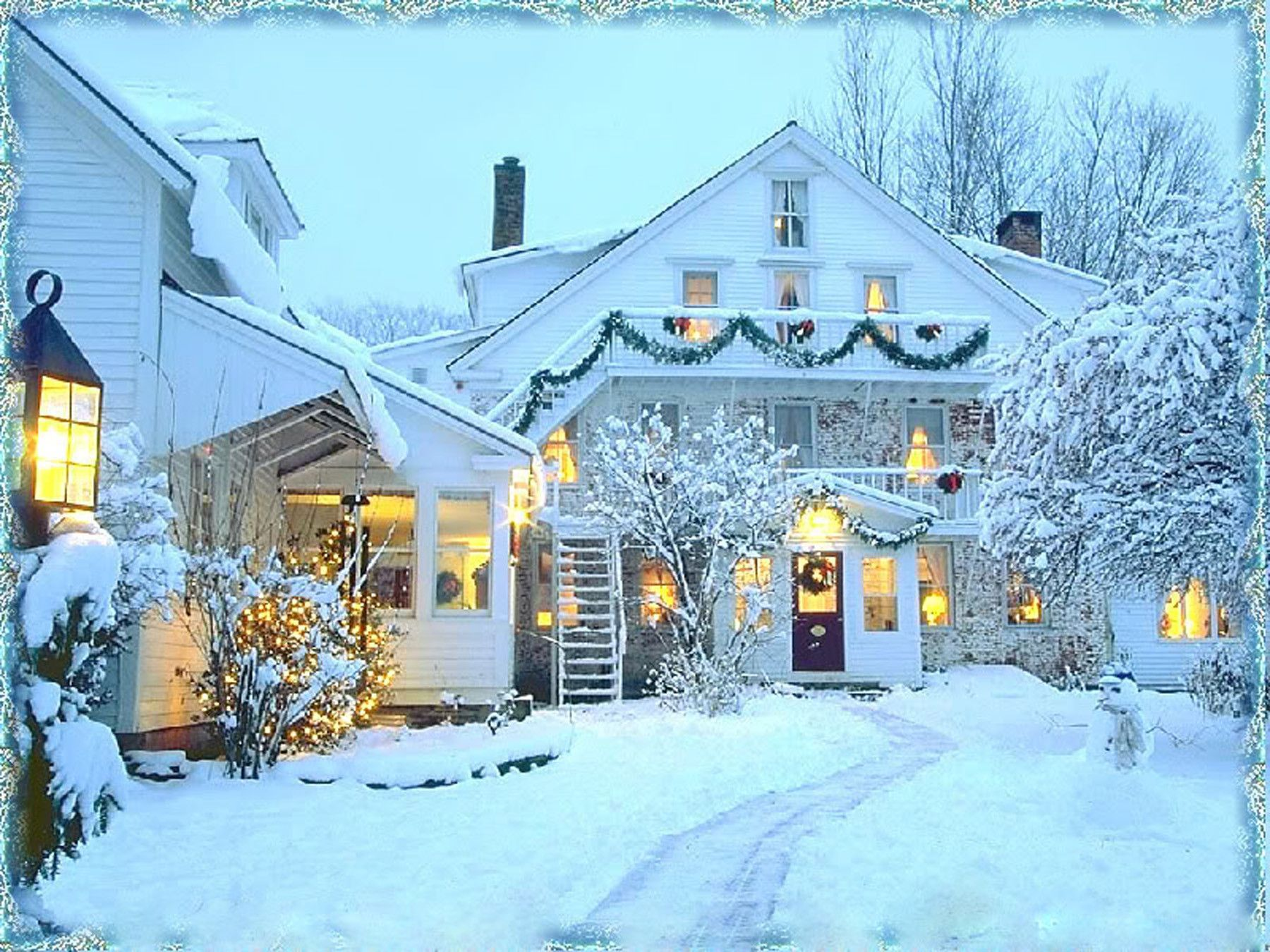 winter christmas desktop backgrounds 1920×1200 winter christmas