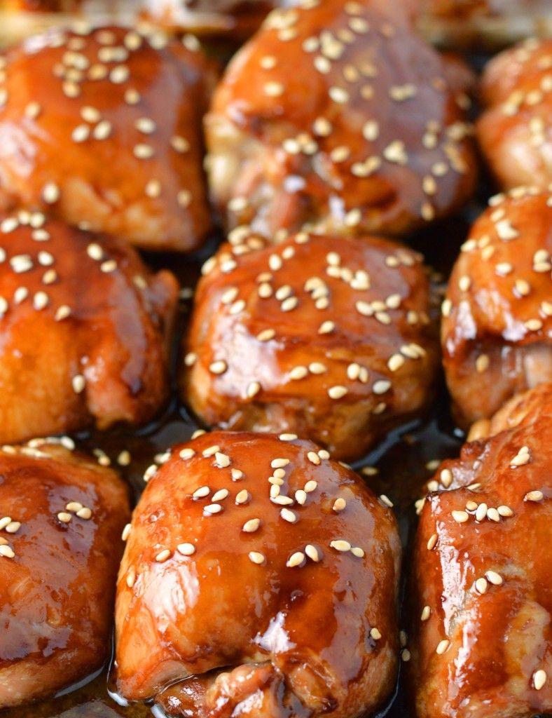 Sticky Sesame Chicken Friday Is Cake Night Recipe Recipes Sesame Chicken Chicken Recipes