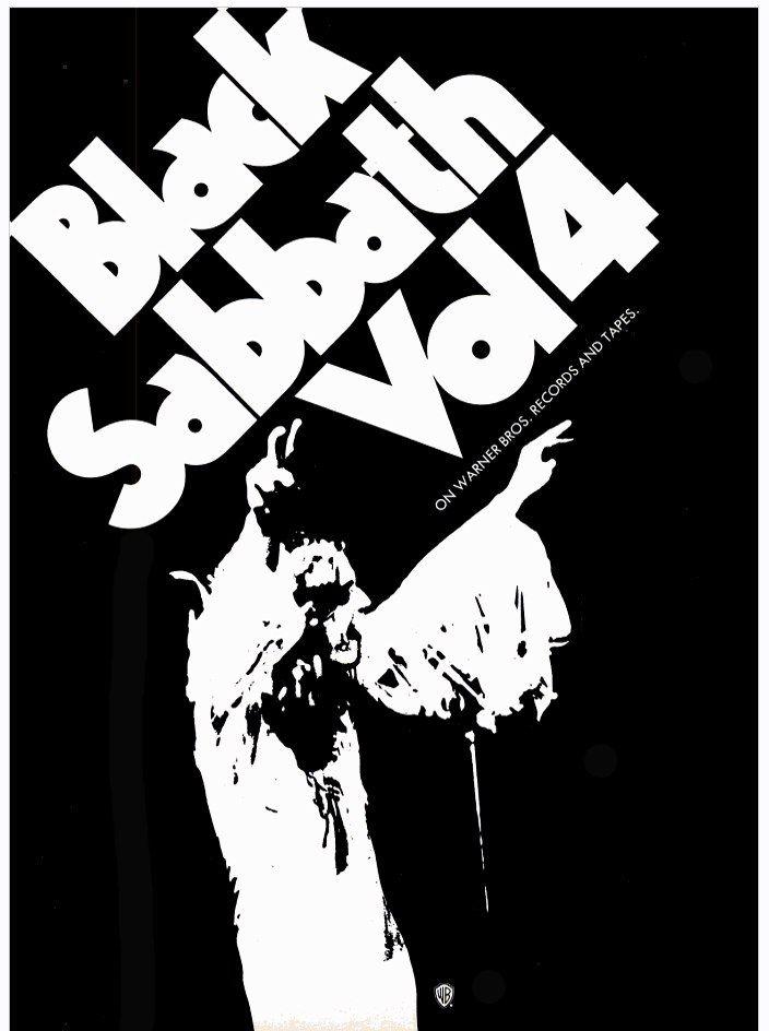 3016d6f6f0a8b6 Black Sabbath Volume 4