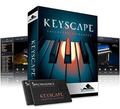 Download Keyscape VST Cracked Full Version For MAC / Window