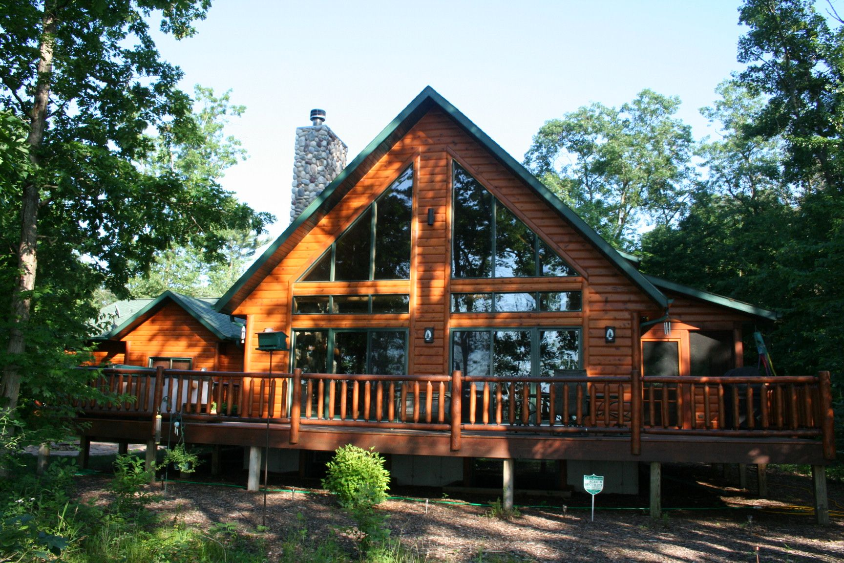 Picutes of log homes | Below is a sampling of log homes currently ...