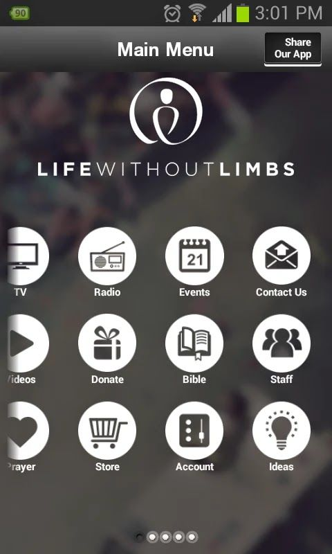 Life Without Limbs for Android Apk free download Android